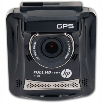 HP F310 Car Camcorder (Black) - 2