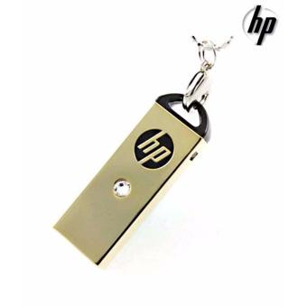 HP v223w 32GB USB Flashdrive (Gold)
