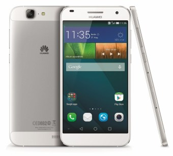 Huawei Ascend G7 16GB (Silver)
