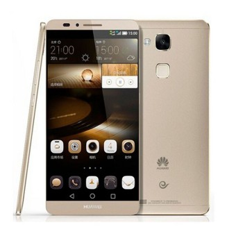 Huawei Ascend Mate 7 32GB (Gold) with FREE Premium Leather Case - picture 3