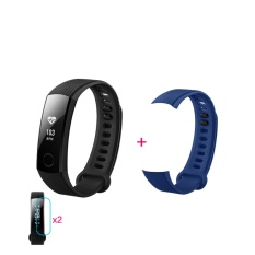 huawei honor smartwatch. huawei honor smart bracelet 3 -blue ( 2*screen stickers 1*replace band ) - intl smartwatch t