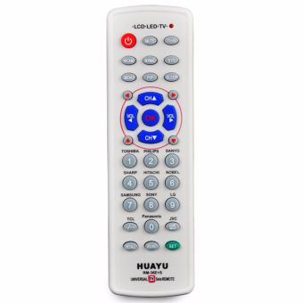 Huayu RM-36E+S Universal TV Remote for CRT, LCD, LED TV