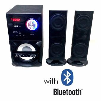 HUG H28-751 Home Theater Subwoofer Speaker w/ Bluetooth, USB (mp3) & FM Radio