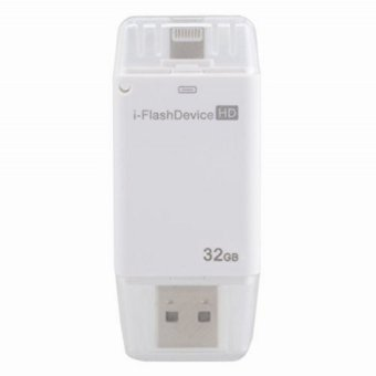 i-Flash HD Drive 32GB for Apple iPhone 5/5s/5c (White) - picture 2