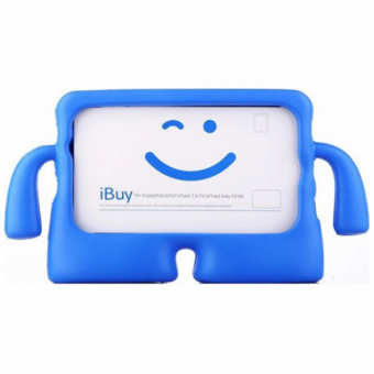 iBuy Silicone Case For Samsung 7 inch Tablet (Blue)