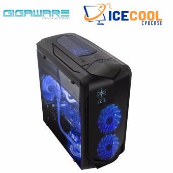 Ice Cool CPU Case V (Black) - 3