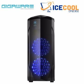 Ice Cool CPU Case V (Black) - 2