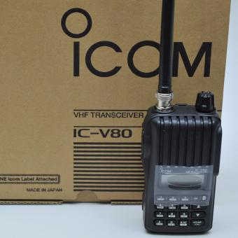 Icom IC-V80 VHF Hand Held Transceiver