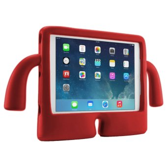 iGuy Kids Protective Case for Apple iPad Air/Air 2/iPad 5/6(Red)