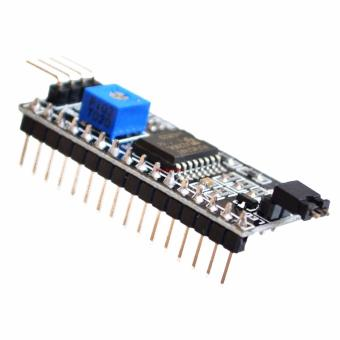 IIC I2C Adapter for 1602 2004 LCD Display with free Jumper Cables - 2