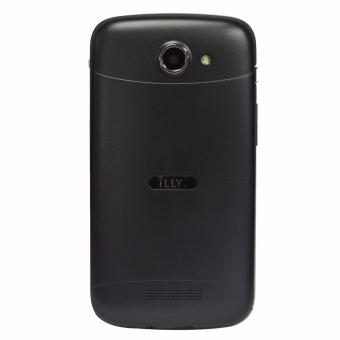 Illy Mobile Phone M10 (Black) - 4