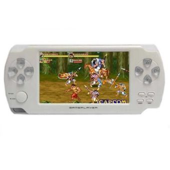 4.3 inch screen handheld game MP4 MP5 Player Games support ebook/TV-out/video1.3 MP Camera (White) Price Philippines