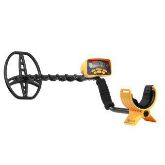 Harga Underground Metal Detector MD6350 Gold Digger Treasure Hunter Professional Detecting Equipment Pinpiont - intl