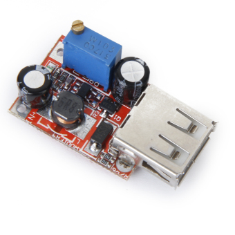 Solar Boost DC-DC 3V-5V Adjustable Power Supply Module Price Philippines