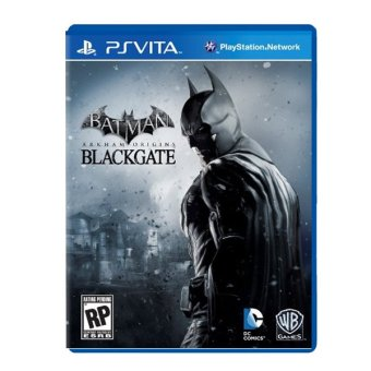 Harga Warner Bros. Interactive Batman: Arkham Origins - Black Gate for PSP Vita