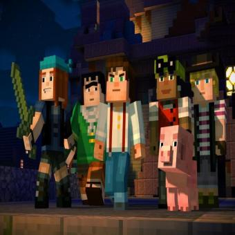 Minecraft Story Mode Season Disc Playstation 4 Price Philippines