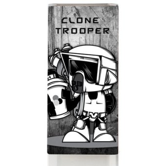 Harga Oddstickers Clone Trooper Pattern 1 Skin Cover for Smok Cuboid