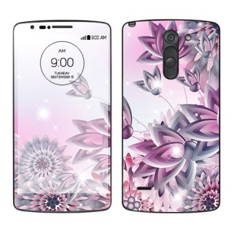 Harga Oddstickers Floral 1 Skin Cover for LG G3 Stylus