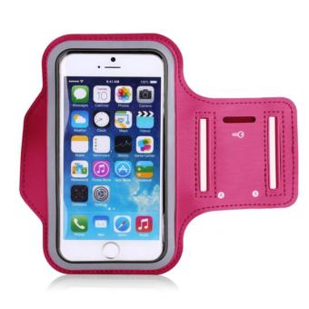 iPhone 6/7 Plus , iPhone 6S Plus Armband, Nancy's shop Premium Exercise Sports Easy Fitting Slim Scratch-Resistant Running Walking Water Resistant+ Key Holder Slot For iphone 6 Plus 5.5 Inch - intl Price Philippines