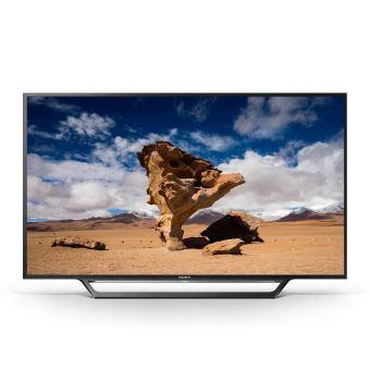 Sony Bravia 32 Built-in WI-FI LED TV Black KDL-32W607D Price Philippines