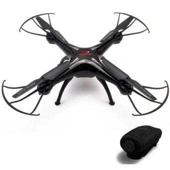 Syma X5SC Explorers 4 Channel 2.4GHz R/C 6-Axis Gyro Quadcopter Drone (Black) Price Philippines