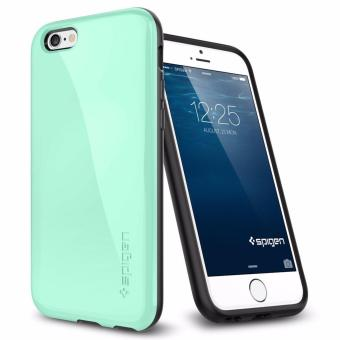 Harga Spigen Capella iPhone 6 Case with Advanced Shock Absorption for iPhone 6S / iPhone 6 - Mint