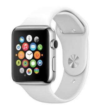 Harga Smart Phone IOS Style Smart Watch (White)