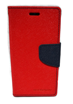 Mercury Leather Case for Sony Xperia Z3 Compact (Red) Price Philippines