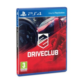 Harga Drive Club Game for PS4