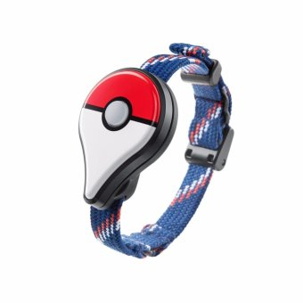 Nintendo Pokemon GO Plus Bluetooth Bracelet - intl Price Philippines