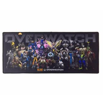 Overwatch Comfort Blizzard Gaming Keyboard MousePad Mouse Pad (Grey) Price Philippines