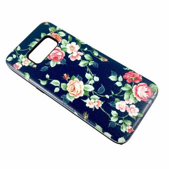 DualPro Hard Shell PC Case with Floral Paint for Samsung Galaxy S8 Plus #2 Price Philippines