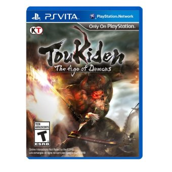 Toukiden: The Age of Demons PS Vita Price Philippines