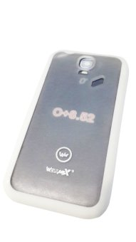 Wellmax Magic TPU Back Cover for O Plus O+ 8.52 (White) Price Philippines