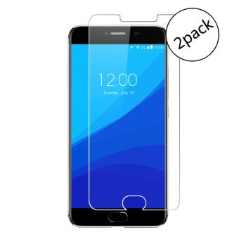 Harga PopSky Clear Tempered Glass Premium+2PCS 9H Film Screen Protector for Umi Z - intl