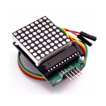 8×8 Dot Matrix LED Display Module MAX7219 Price Philippines
