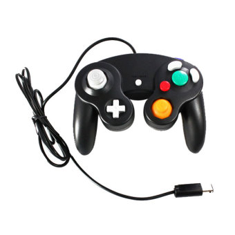 Harga New Game Controller For Nintendo Gamecube Black