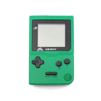 GB Boy Color Handheld Game Console Game Player with Backlut 66 Built-in Games (Green) - intl Price Philippines