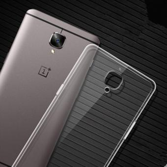 Slim TPU Back Cover Case For OnePlus 3 (Clear) - intl Price Philippines