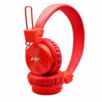 NIA-X3 4in1 Bluetooth Headset (RED) Price Philippines