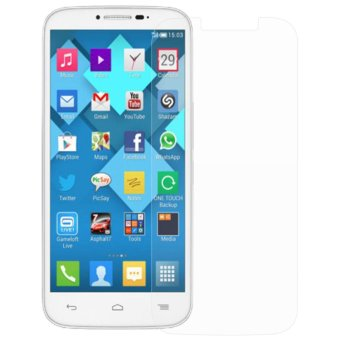 Tempered Glass For Alcatel Pop C9 (Clear) Price Philippines