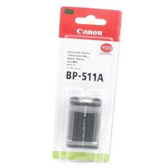Canon Battery BP 511A for Canon EOS 5D, 50D, 40D, 30D, 20D, 10D, D60, D30, Pro90 IS, Pro1, G1, G2, G3, G5 and G6 Price Philippines