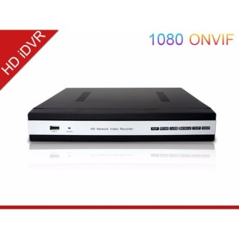 Harga H.264 8 channel 5in1 AHD / DVR / TVI / CVI / IP network DVR 1080P +1HDD + IE + CMS + P2P + APP + 3G expansion + wifi extension - intl