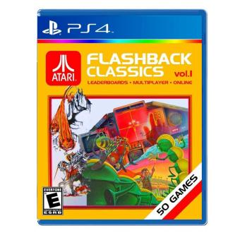 Flashback Classics Vol. I for PS4 Price Philippines