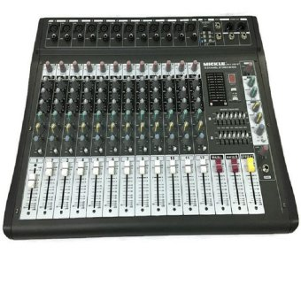 Harga MICKLE M12 Professional Mixer (Black)