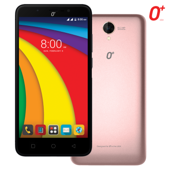 "O+ Ultra 3.0  (Rose Gold, 5.5"" HD IPS, 2GB RAM, 4700mAh Big Battery, 144GB Bigger Memory) Price Philippines"
