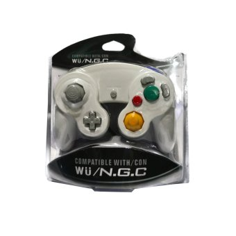 Harga Controller for Nintendo Gamecube/Wii (White)