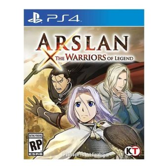 GCE Arslan: The Warrior Legend R3 Game for PS4 Price Philippines