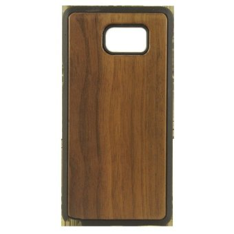 BAUM Plain Walnut Wood Edition Case for Galaxy Note 5 Price Philippines