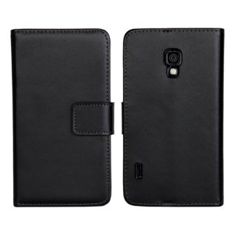 Harga Colorfull Leather Case For LG L7 II (Black)